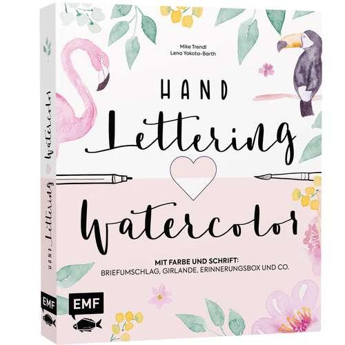 Handlettering meets Watercolor