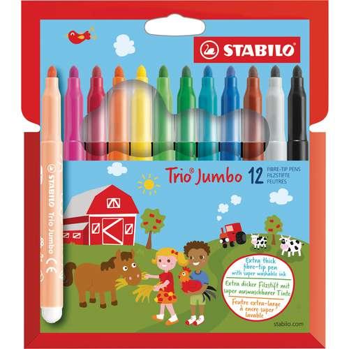STABILO® Trio® Jumbo Set