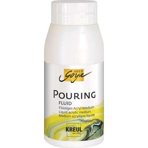 SOLO GOYA Pouring-Fluid
