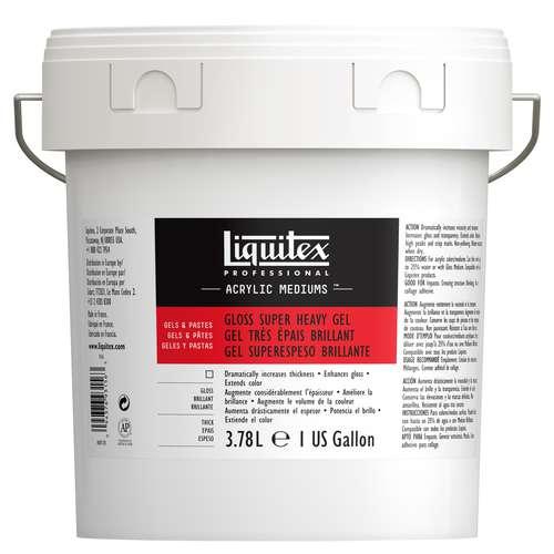 LIQUITEX® Gloss Super Heavy Gel Malgel