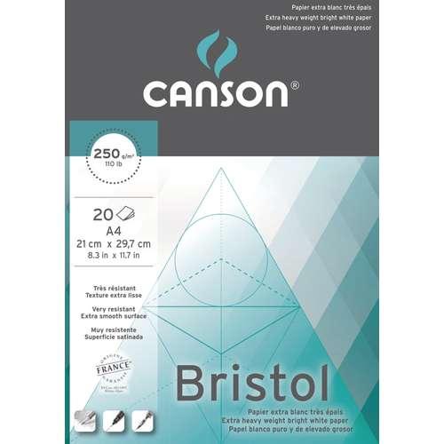 CANSON® Bristol Zeichenblock-Block