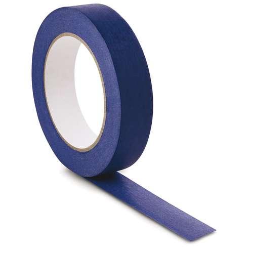 Papier-Maskierklebeband, blau