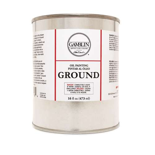 GAMBLIN Ground Ölmalgrundierung