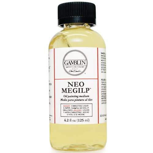 GAMBLIN Neo Megilp Malmedium