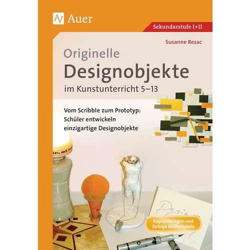 Originelle Designprojekte im Kunstunterricht