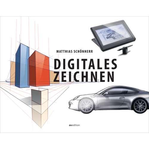 Digitales Zeichnen - Grundlagen, Techniken, Anwendung