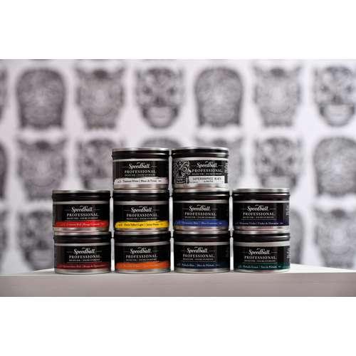 SPEEDBALL® Professional® Relief Ink, Druckfarbe auf Ölbasis