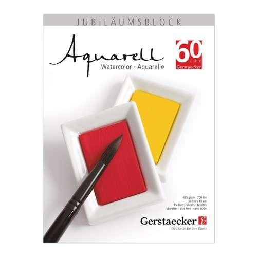 GERSTAECKER Jubiläums-Aquarellkarton