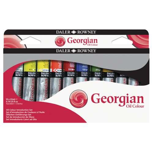 Ölfarbe DALER-ROWNEY Georgian Einführungs-Set