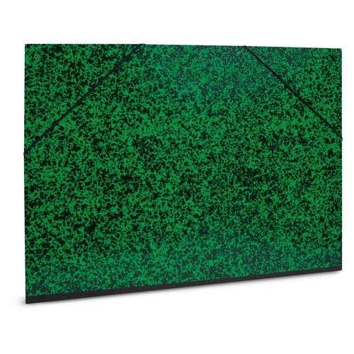 """Clairefontaine Zeichenmappe """"Annonay"""" grün-schwarz"""