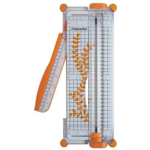 FISKARS® Tragbare SureCut™ Papierschneidemaschine, 30 cm , A4