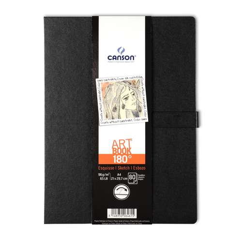 CANSON® Art Book 180°