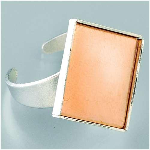 efco Ring mit Kupferplatine