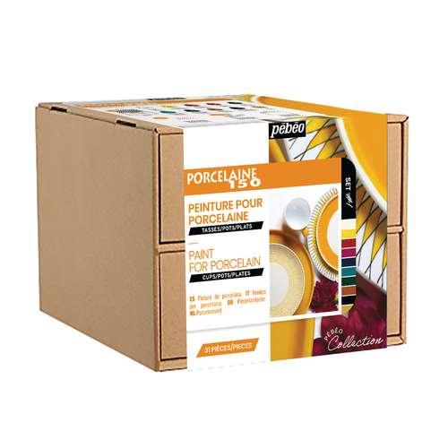 pébéo PORCELAINE 150 Collection Box