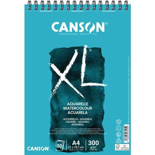 CANSON® XL® Aquarelle Studien-Aquarellblock