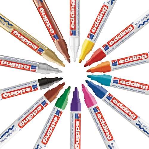 edding® 750 Glanzlack-Marker Lackmarker