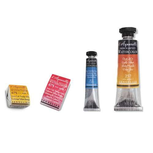 SENNELIER Extra-feine Aquarellfarbe auf Honigbasis