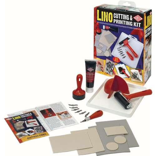Linoldruck-Set