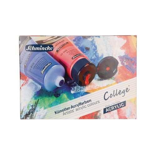 SCHMINCKE College® Acrylic Acrylfarben-Set