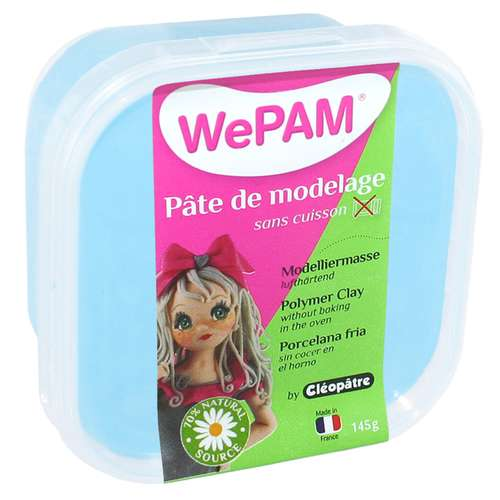 WePAM® Modelliermasse Kalt-Porzellan
